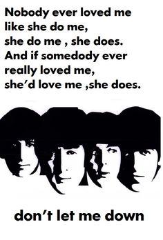 Don't Let Me Down | The Beatles