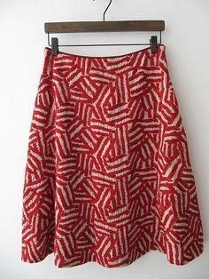 caer tienda de segunda mano compra / venta real registro de Mina Perhonen falda / [drop]