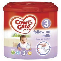 Cow & Gate Follow on Milk for Babies Six Months+ 400g
