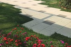 Premier HydropaversTM are permeable ceramic pavers that are revolutionising the paving world. They absorb, retain & disperse water to the ground below.