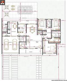 Casa 3 Quartos - 204.01m²
