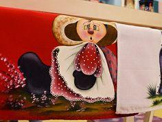 Pintura em Tecido Colorido - Eliana Rolim - Atelie na TV - Data 17/1/2014