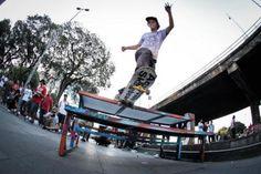 Wanderson Severo - Backside Tail slide  (crédito: Pedro Macedo)