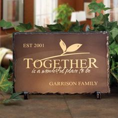 Personalized Housewarming Plaques | Add it to your favorites to revisit it later.