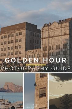 Golden Hour Photography Guide for Beginners. Everything you need to know to make amazing golden hour photos. Golden Hour | Photography Beginner | Sunset Photography | Photography Tips #photographytips #beginnerphotography #goldenhour