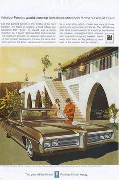 1969 Pontiac Ad