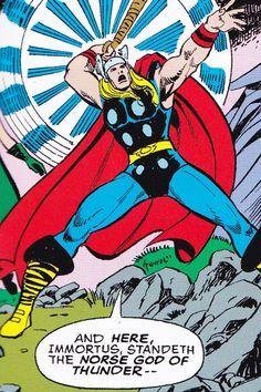 Thor costume inspiration!