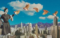 Bird Girl | by Sammy Slabbinck