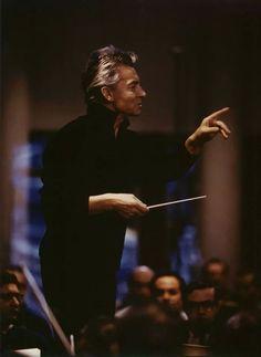 Karajan Herbert Von Karajan, Ode To Joy, Human Poses, Music Composers, Opera Singers, Music Photo, Conductors, Music Love, Classical Music
