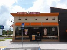 New DD is St. Augustine, FL. Awesome, stopped there after the beach, great coffee, and yeah had a donut ~_^xx