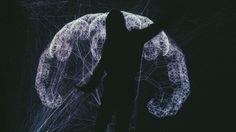 sarah howorka | projection experiments - interactive generative animation
