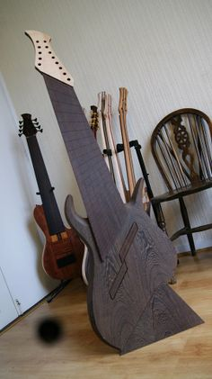 Letts Basses The warlock of wenge mountain.