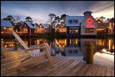 The Village at Baytowne Wharf, Grand Sandestin Resort, Florida