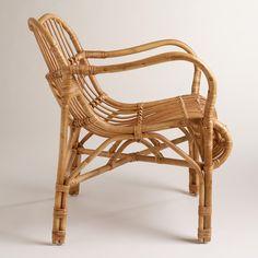 Cole Rattan Chair