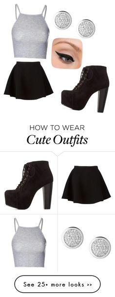 """""""Cute summer outfit"""" by blabal33 on Polyvore"""