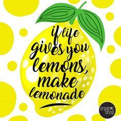 """Organic Shop 🌿 Ecuador az Instagramon: """"La vida nos trae oportunidades todos los días. ¡Hay que saber aprovecharlas al máximo! #TGIF #LetsGo #Organic #Frutas #Tropical #360corp"""" Tgif, Ecuador, Lemonade, Tropical, Life, Root Beer"""