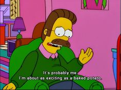 Lol! I hate the Simpsons but this is hilarious :D