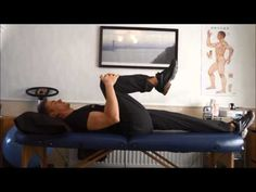 Trochanteric bursitis treatment, exercises and rehabilitation help video Osteoarthritis Hip, Referred Pain, Muscular Endurance, Move Your Body, Hip Workout, Exercises, Workouts, Yoga Videos, Yoga Challenge