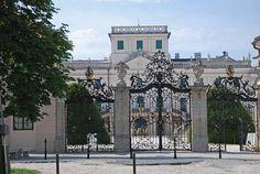Esterhazy-Castle Gate