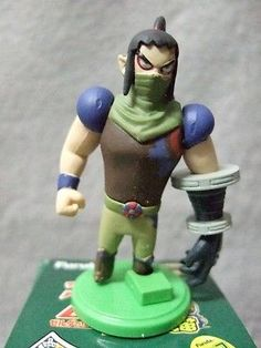 lot 12 The Legend  Zelda Spirit Tracks Link Bryne Secret spacial mini Figures #g