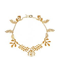 seaweed-collar #necklace