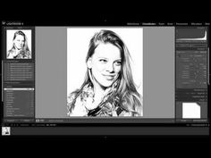 High-key foto bewerken - Lightroom tutorial - YouTube