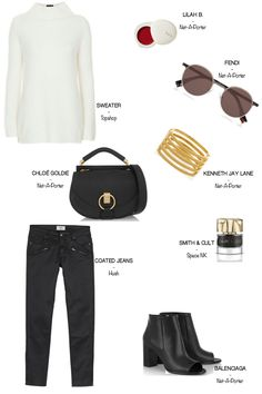 """""""Monochrome Moment,"""" featuring our Divine Duo in b.fearless. 