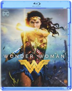 Wonder Woman Blu-Ray, DVD, & Digital Copy ONLY $9.99! (reg. $35.99)