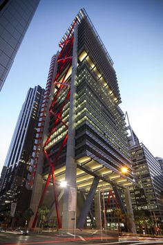 8 Chifley by Rogers Stirk Harbour + Partnershttp://www.dezeen.com/2013/10/30/8-chifley-by-rogers-stirk-harbour-partners/