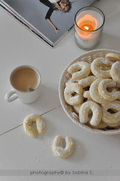 """Due bionde in cucina: """"Vanillegipfele"""" cornetti alla vaniglia"""