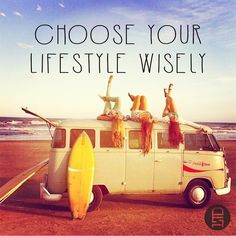 Choose Your Lifestyle Wisely #TEAMLTD