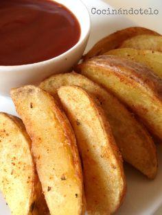 Quién no ha comido éstas patatas alguna vez? Seguramente todos; son muy conocidas y están buenísimas pero desde que descubrí lo fácil que...