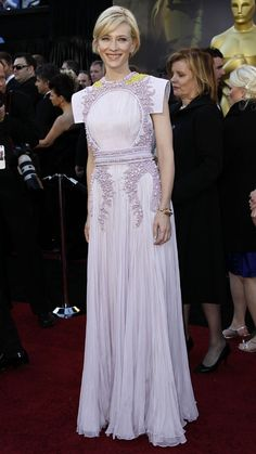 Cate Blanchet Oscars 2011 Givenchy