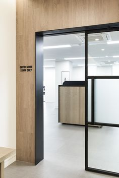 Office Space Design, Modern Office Design, Workplace Design, Corporate Office Decor, Corporate Design, Corporate Offices, Bank Interior Design, Office Open Plan, Modern Architecture House