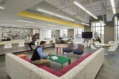 Pearson Education office by NELSON, Boston – Massachusetts
