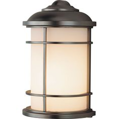 Lighthouse Flush To Wall Sconce Murray Feiss Wall Mounted Outdoor Outdoor Wall Lighting