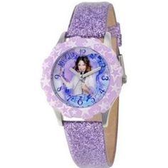 Disney Violetta - Montre - violet à 39,00 € chez Brandalley #violetta