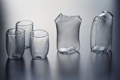 Bojito carafe. Fiberspace Collection.