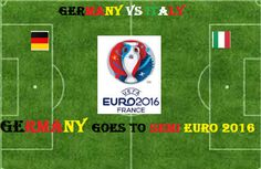 German Goes to Semi Euro 2016 - Rivalry comes to end in Euro 2016