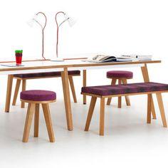 Verco Martin stool and bench