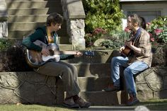 Juno MacGuff & Paulie Bleeker   Juno (2007)    #ellenpage #michaelcera #couples