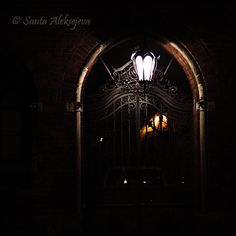 Architecture photography  door photo Fine Art by BlossomingDream