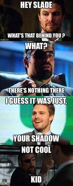 oliver and slade funny