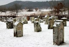 Jewish cemetery in Worms, Germany. The pogroms that accompanied the Crusades between 1096 and 1190 effected every Jew in Europe and the Middle East. Hundreds of thousands of Jews were killed throughout Europe in the name of 'Jesus', in addition to the expulsions and forced conversions of Jews.