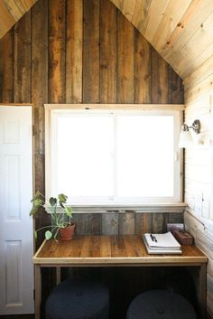 Keep your window-to-wall ratio high to maximize your space