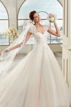 Wedding Dress Colet  COAB17213 2017