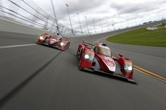 The two-car Mazda Prototype race team will be powered by the new gasoline-fueled MZ-2.0T engine this season in theIMSA WeatherTech SportsCar Championship.