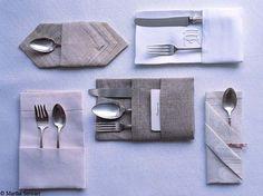 Vous rêvez de réaliser des pliages de serviettes pour les grands événements ou vos dîners de...