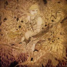 大地に還る日 (?EarthDay) by Masaaki Sasamoto (Japanese, born in 1966), 2011