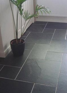 http://trevinoflooring.com/tile/Black slate flooring that just looks amazing!